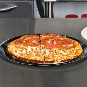 Bandejas y Pantallas para Pizza